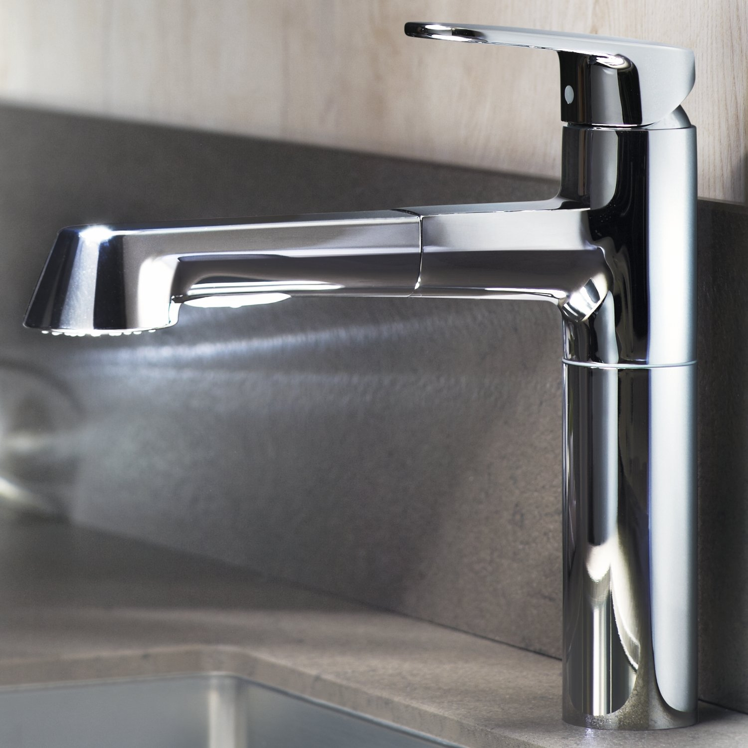 Import Allemagne GROHE Mitigeur /Évier Europlus 33933002