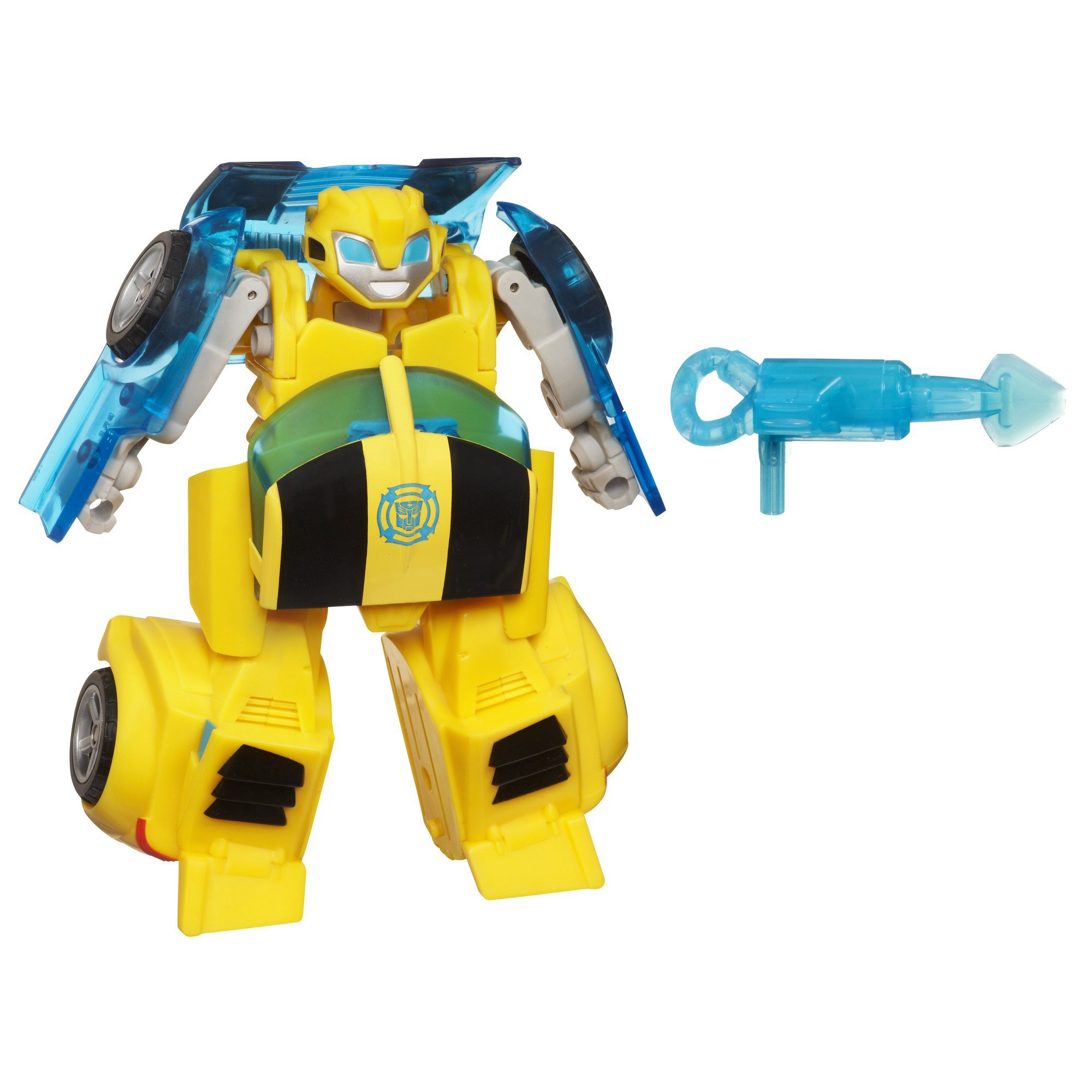Transformers Playskool Heroes Rescue Bots Energize Bumblebee Figure (Amazon Exclusive) by Transformers