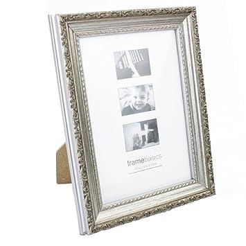 Sehr Amazon.de: Bilderrahmen Antik Silber für Fotos 15 x 10cm mit PY79