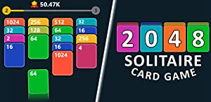 2048 Solitaire Card Game from TechArts Technologies
