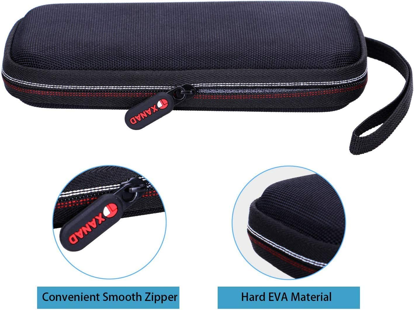 XANAD Case Compatible with Logitech Spotlight Presentation Remote Storage Carrying EVA Bag