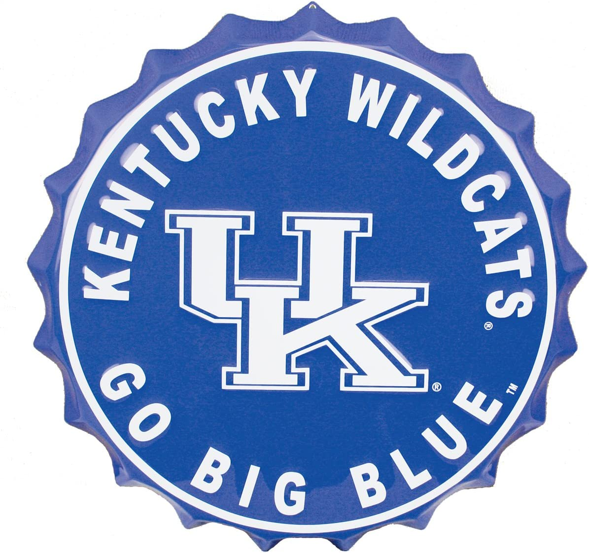 Hanna's Handiworks University of Kentucky - Señal para Botella