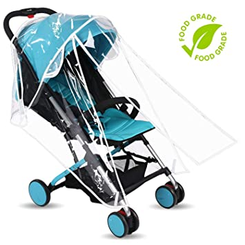Baby Infant Car Seat Cover Weatherproof Stroller Cover to Protect from Cold