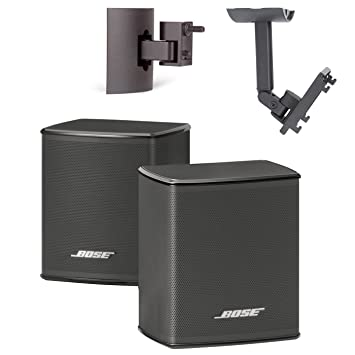 bose in wall speakers. bose virtually invisible 300 wireless surround speakers w/ ub-20 series ii wall/ in wall