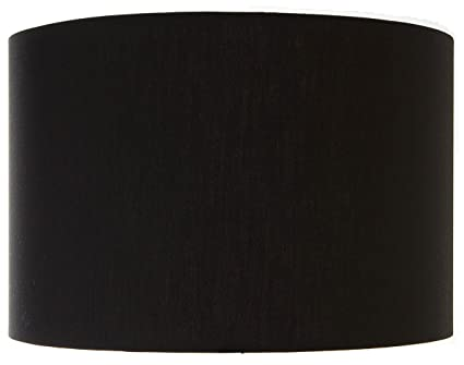 Large 45cm black drum cylinder lampshade pendant amazon large 45cm black drum cylinder lampshade pendant amazon lighting aloadofball Image collections