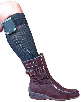 Warmthru Batería Extra para Hombre (3,7 V) Calcetines térmicos, tamaño Mediano, Color Negro: Amazon.es: Deportes y aire libre