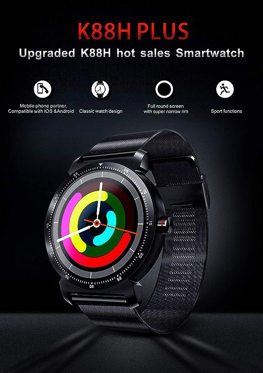 Reloj Inteligente Smart Watch Hombres Mujeres Niños Bluetooth 4.0 ...