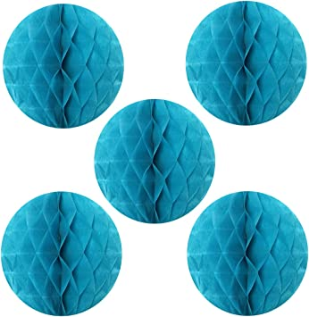 Baby Showers and Nursery Decor Birthday Parties Wrapables Tissue Honeycomb Ball Party Decorations for Weddings 12 Set of 3 Black