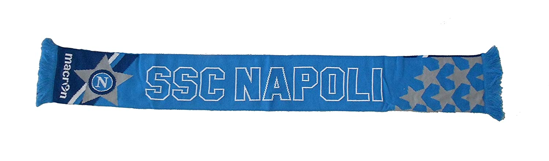 Macron SSC Napoli UEFA Champions League Scarf  Amazon.co.uk  Sports    Outdoors 0ead8692607e