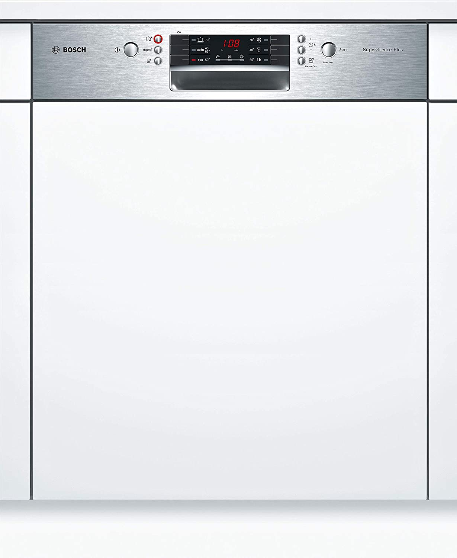 Bosch SMI46MS04E lavavajilla Semi-incorporado 14 cubiertos A++ ...