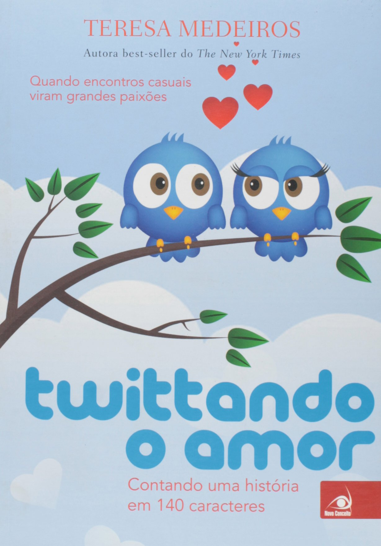 Resenha - Twittando o amor