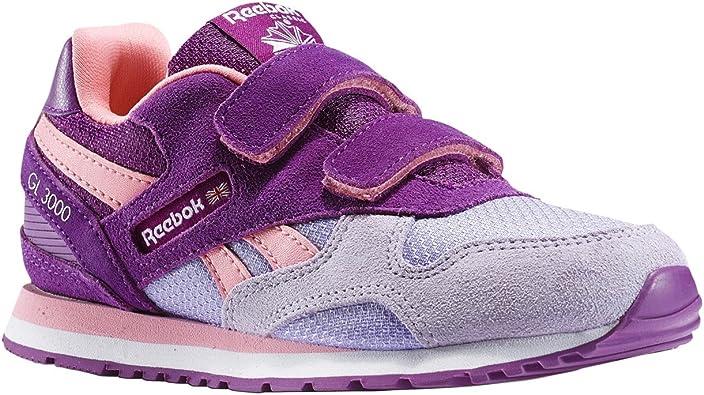 Reebok BD2446, Zapatillas de Trail Running para Niñas, Morado (Aubergine/Peppy Pink/Lavendar/White), 32.5 EU: Amazon.es: Zapatos y complementos