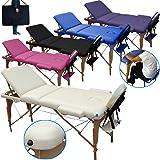 Lettino Massaggio Portatile San Marco.San Marco Sml009 Lettino Da Massaggio In Legno A 2 Zone Pre Maman