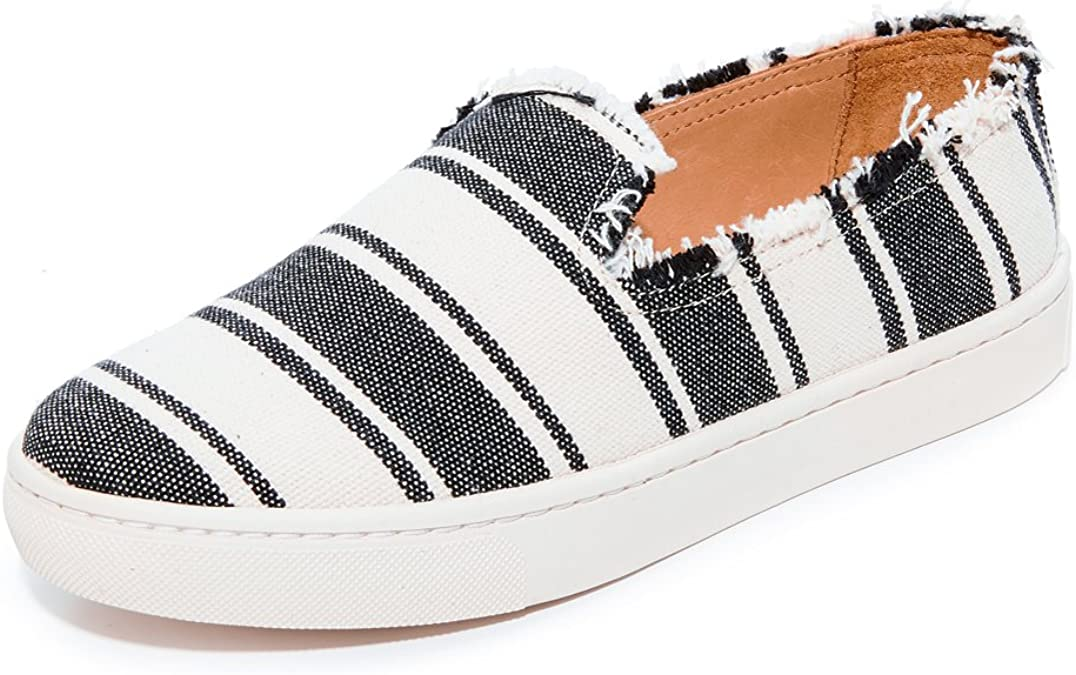 Striped Slip On Sneakers | Shoes