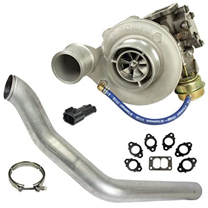 BD Diesel 1045160 Killer B Turbo Kit Incl. Killer B Single Turbo/Wastegate Fooler