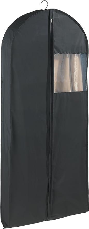 Wenko Bolsa Porta Trajes XXL, Polietileno, Negro, 12x60x135 cm ...