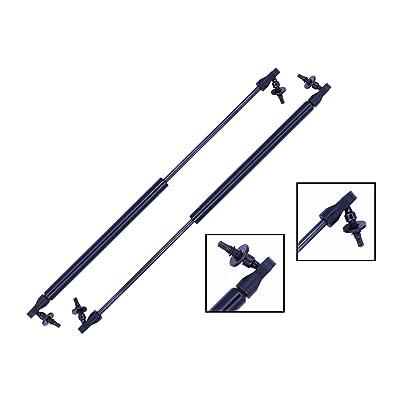 2 Pieces (Set) Tuff Support Liftgate Lift Supports 1998 To 2003 Dodge Durango: Automotive