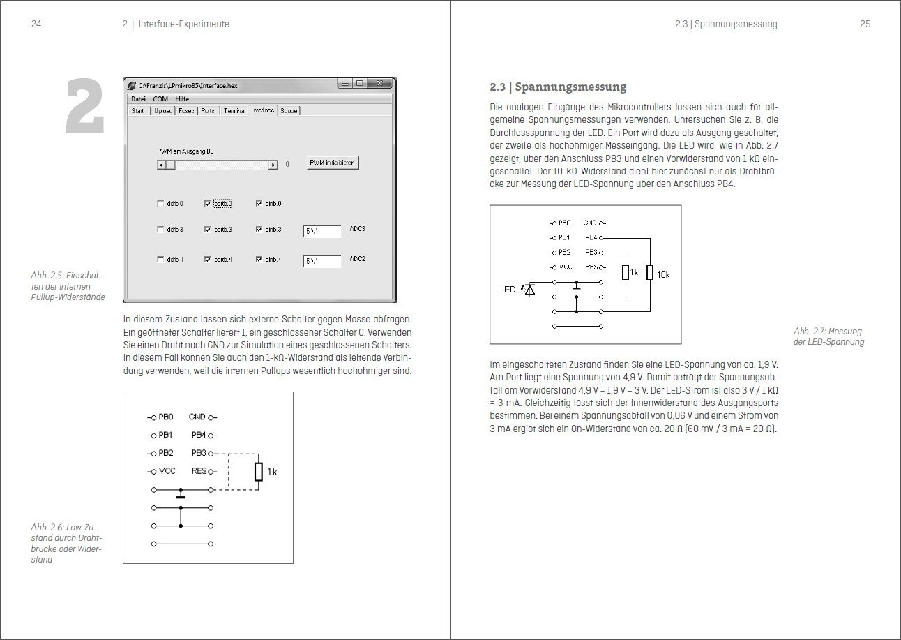 Das Franzis Lernpaket Mikrocontroller: 9783645653145: Amazon.com: Books