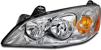 Pontiac GM OEM 05-09 G6-Headlight Head Light Headlamp 20821144