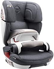 ⭐ Siege Auto Groupe 1/2/3, Isofix, avec Bouclier et Norme ECE R44/04 (Securite Maximale pour votre Bébé de 9-36kg) - Siège Auto 1 2 3, avec Rehausseur Voiture Enfant - Sieges Auto Bebe et Enfants