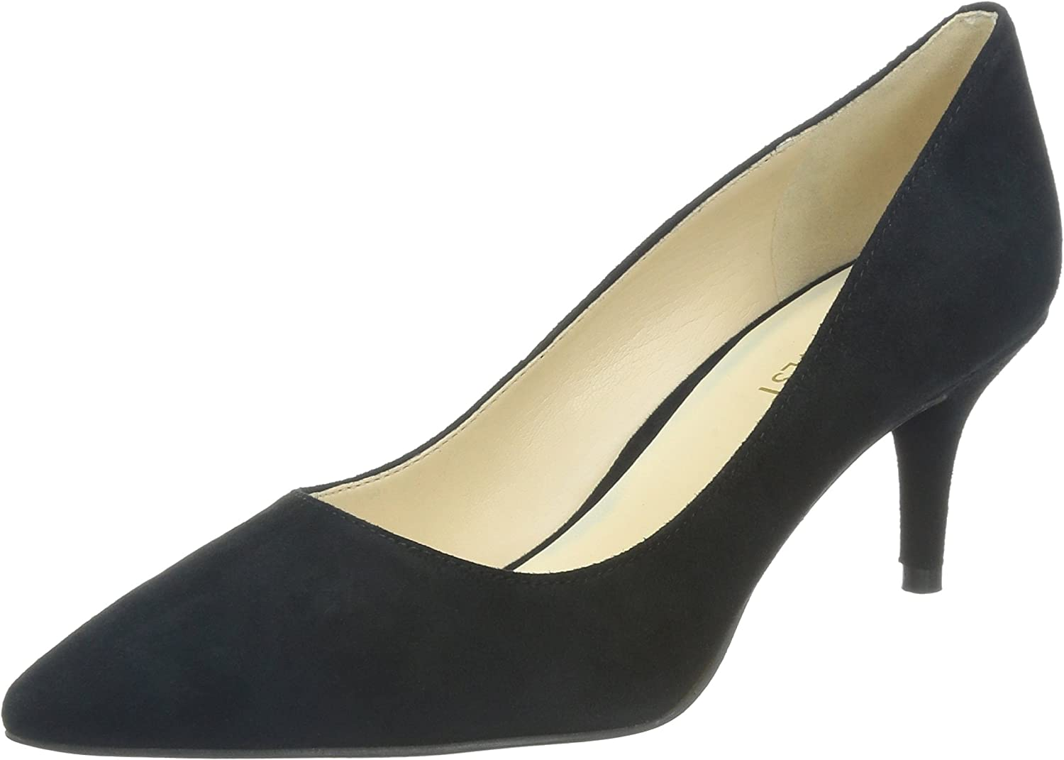 Nine West Women's Miami National products Mall Margot Dress Suede Pump