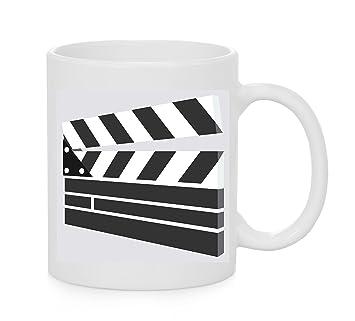 Clap Coussin Taille Mug Maison Cinéma CoussinCuisineamp; 1J3TlcFK