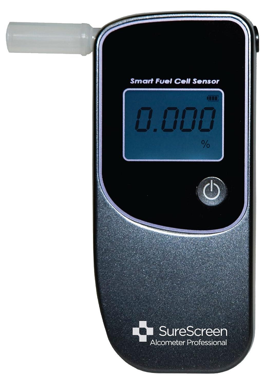 Surescreen Professional Fuel Cell Alcometer ALCOMPRO