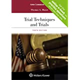 Trial Techniques and Trials + Website companion [Casebook Connect] (Aspen Coursebook)