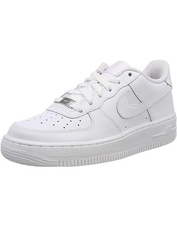 buy popular 5c995 077d7 Nike Air Force 1 (GS), Zapatillas de Baloncesto Unisex bebé