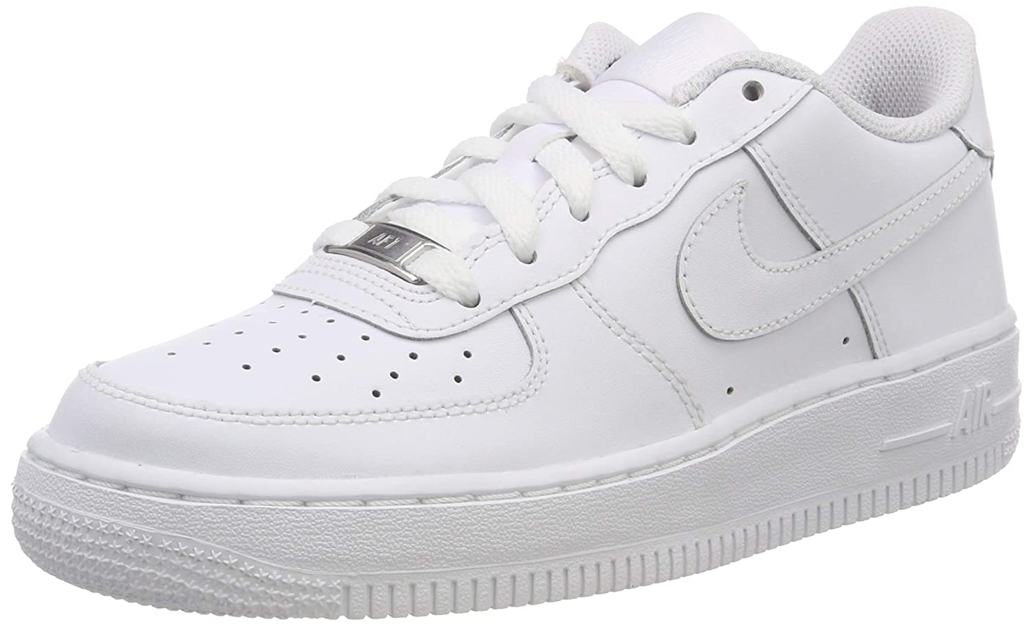 0cb52f68222 Amazon.com: Nike Air Force 1 Low GS Lifestyle Sneakers: Jordan: Shoes