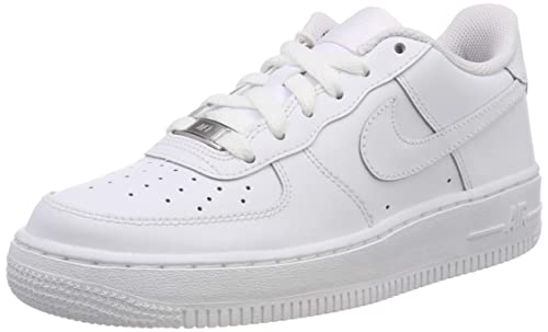 best loved 13d05 ff426 Nike Air Force 1 (GS), Zapatillas de Baloncesto Unisex bebé  Amazon.es   Zapatos y complementos