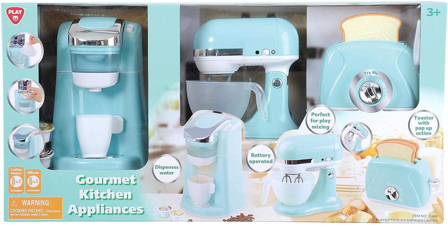 By PlayGo Play Gourmet Electrodomésticos de Cocina: Amazon.es ...