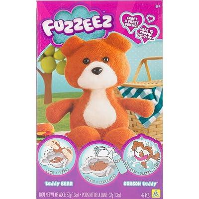 Fuzzeez 10012648 Orb Bear: Home & Kitchen