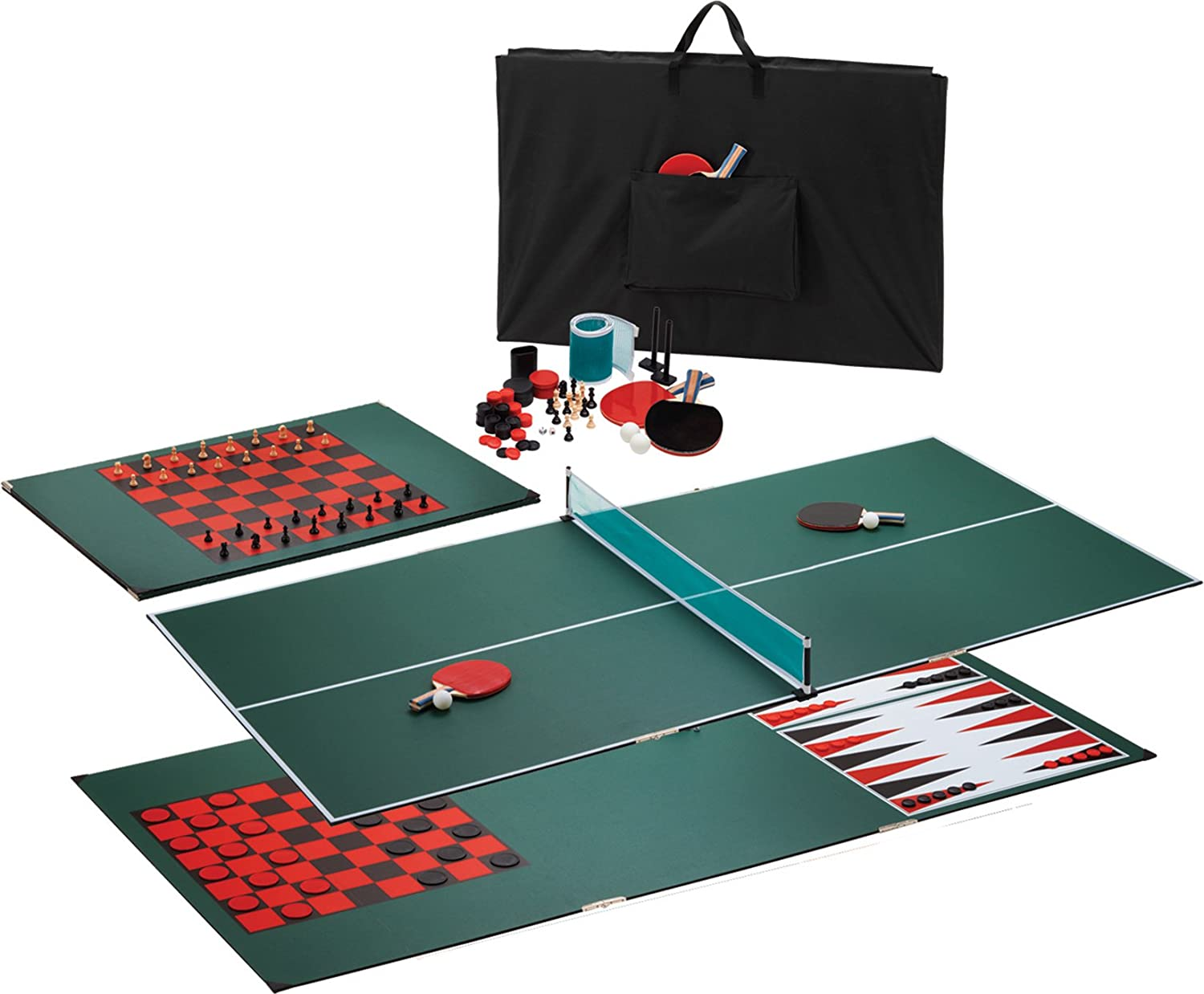 Viper 3-in-1 Portable Table Tennis Top