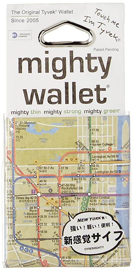 Hanukkah Subway Map Card.Mighty Wallet Men S Nyc Multi Sub Way Map One Size