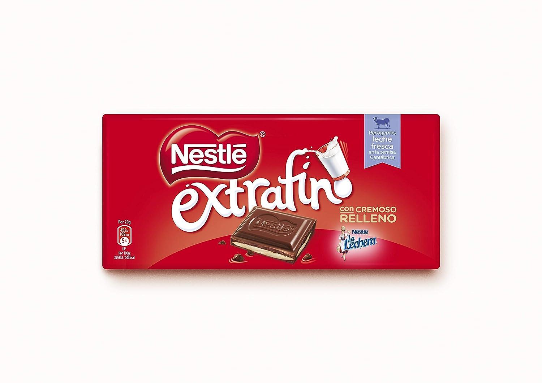 NESTLÉ EXTRAFINO La Lechera Chocolate con Leche Condensada - Tableta de Chocolate: Amazon.es: Amazon Pantry
