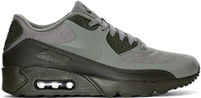 e5fb469d8edca Nike Air Max 90 Ultra 2.0 Essential Mens Running Trainers 875695 Sneakers  Shoes (UK 8 US 9 EU 42.5, Dark Stucco 013)