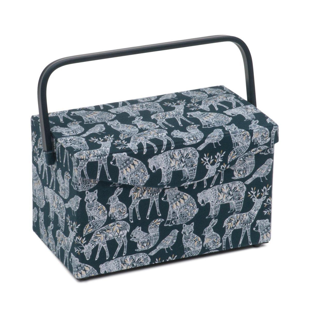 Hobby Gift Premium Fold Over Box Nordic Navy by Hobby Gift