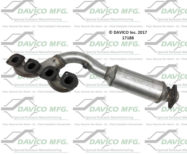 Davico 17188 Catalytic Converter