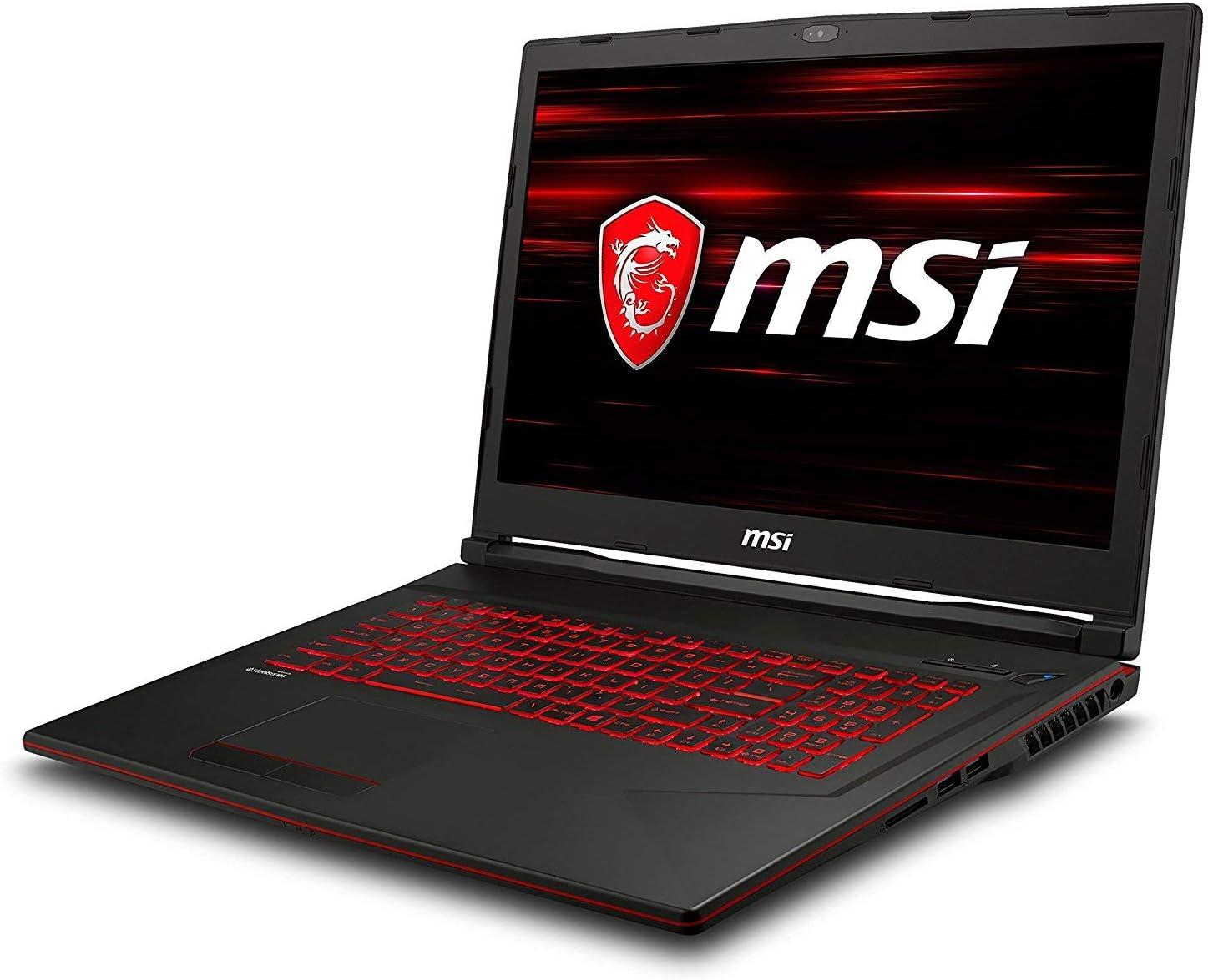 MSI GL73 8RD-099XES - Ordenador portátil Gaming de 17.3