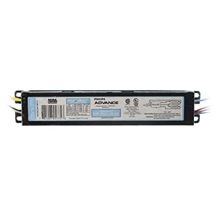 PHILLIPS ADVANCE Centium ICN-2P32-N Electronic Ballast,T8 Lamps,120V-277V #240