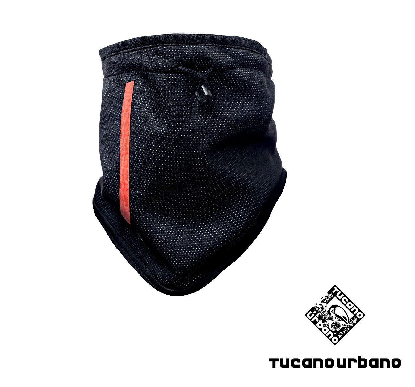 Collare Scaldacollo Paragola Antivento Windbreacker Pile Tucano Urbano 615WB