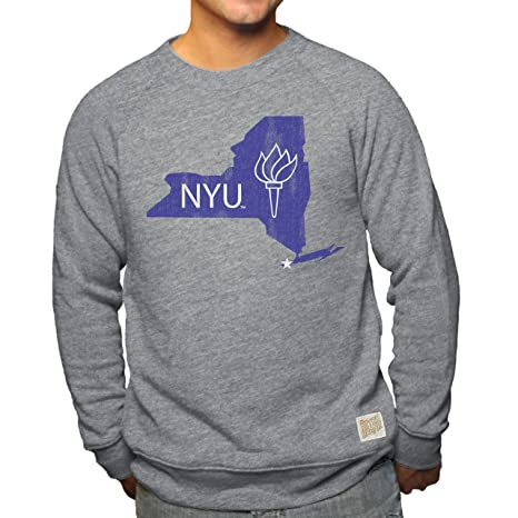 Navy Hooded Sweatshirt Ivysport Columbia University Cotton Hooded Sweatshirt with Front Pocket with Official Crown Logo