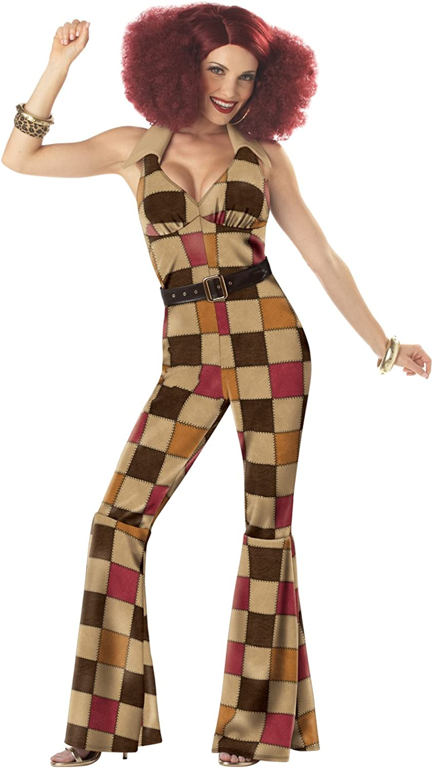 California Costumes Mens Disco Sleaze Ball Costume