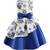 NSSMWTTC Flower Girls Pageant Party Dresses Kids Special Occasion Dress