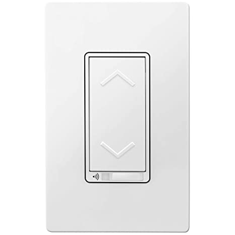 TOPGREENER TGWF500D Smart Dimmer Switch, In-Wall Installation, Single Pole,  NEUTRAL Wire Required, Works with Alexa and Google Assistant