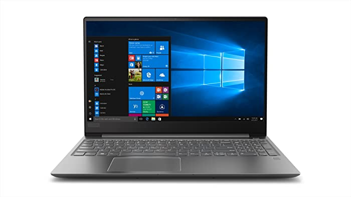 Lenovo IdeaPad 720s Laptop, 15.6-Inch Touchscreen Laptop (Intel Core i7-7700HQ, NVIDIA GeForce 1050 Ti Graphics, 16GB RAM, 512GB PCIe SSD), 81CR0006US, Platinum Grey