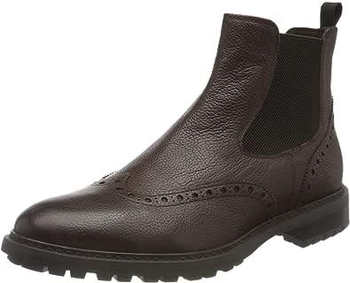 Geox U Brenson A, Chelsea Boot Hombre