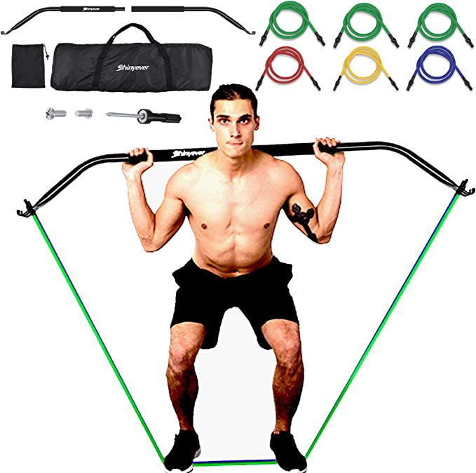 Details about  /Rubber Bow Trainer Archery Resistance Band Arms Puller Workout Back Builder