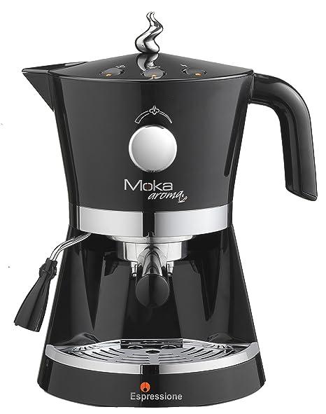 Amazon.com: Espressione Moka Aroma Espresso machine, Negro ...